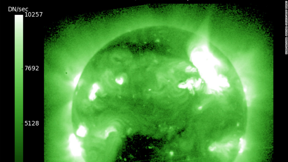 solar storm this week - photo #45