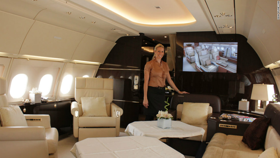 Emirates Aims For The High Net Worth With Private Airbus