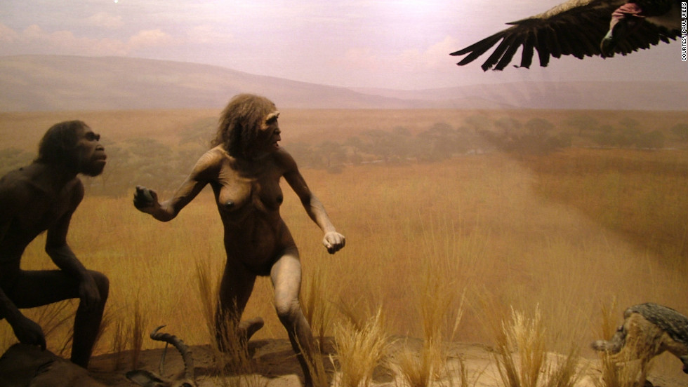prehistoric humans and nature relationship