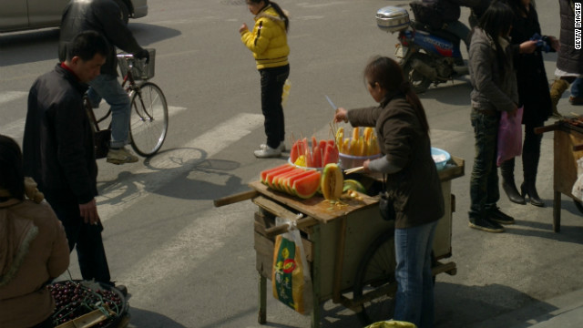Report: Chinese city enforcers accused of brutality - CNN.com