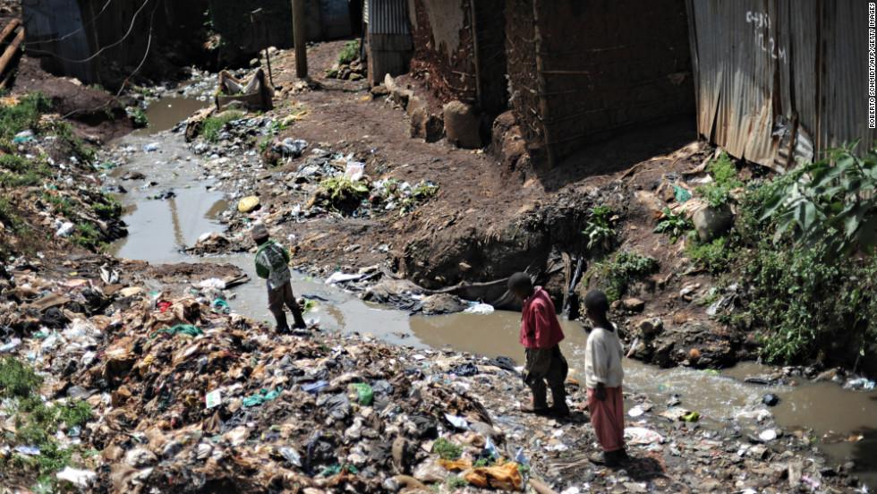 The Film School In Kenya S Biggest Slum Cnn Com