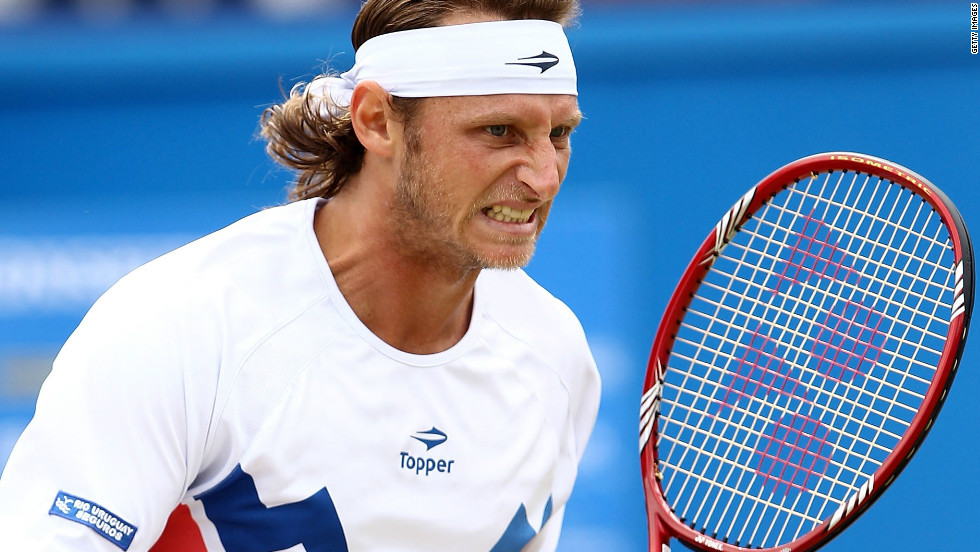 Nalbandian disqualified in Queen's final after angry kick ...