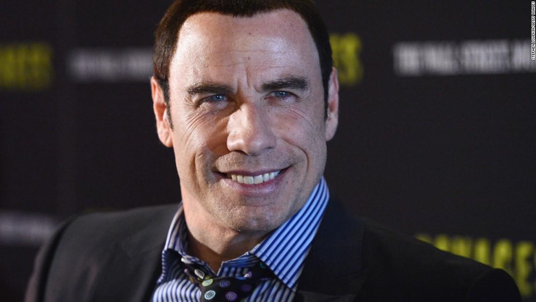 John Travolta Scientologist