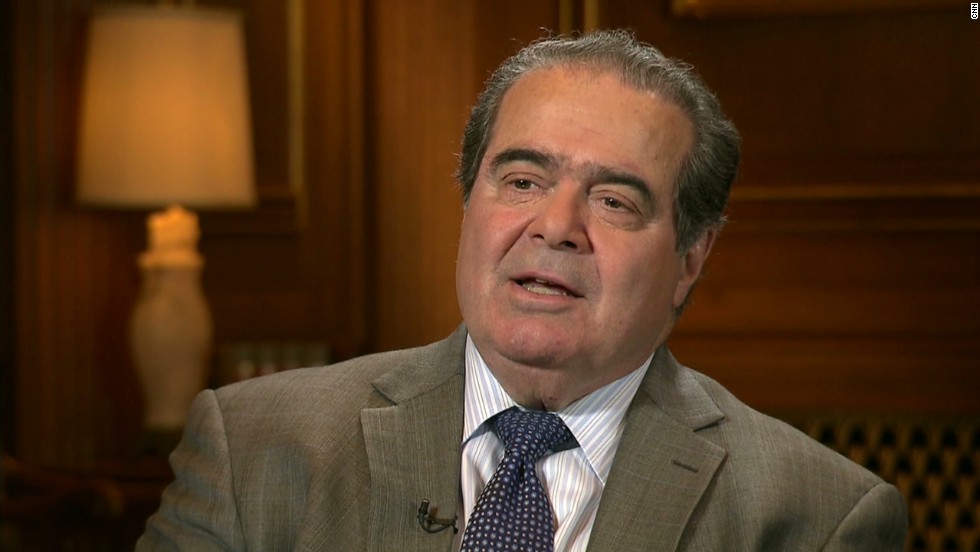 A biography of antonin scalia a supreme court justice