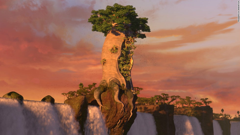 Zambezia 3d Animation Puts South Africa Film In The