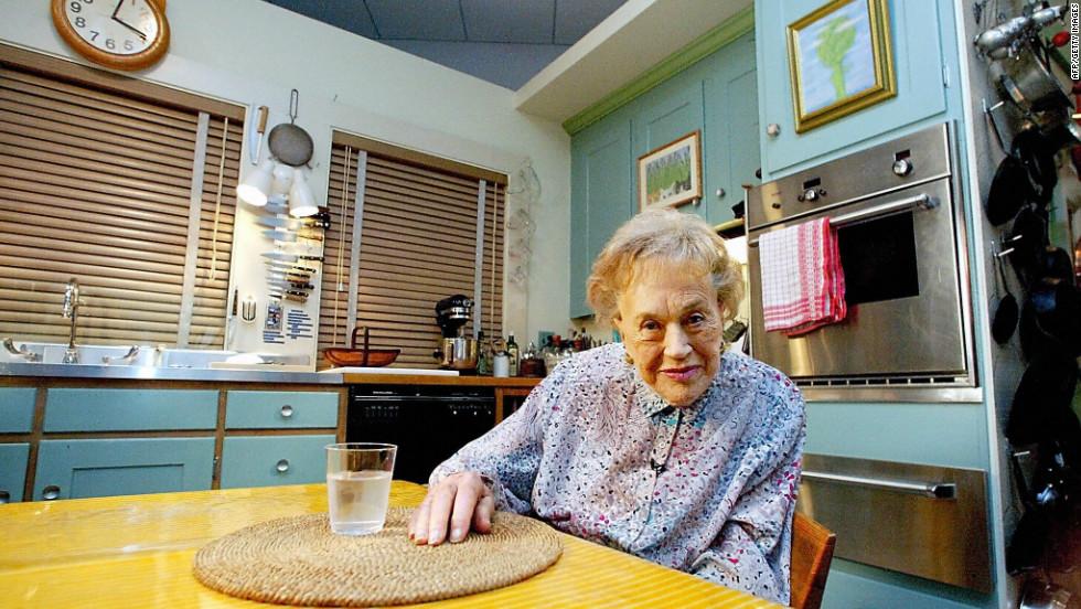 Where Is Julia Child S Kitchen