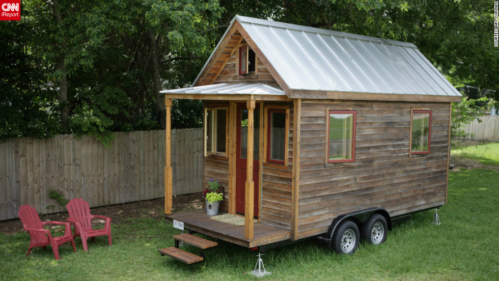Super Tiny Homes Hit The Big City Cnn Com Largest Home Design Picture Inspirations Pitcheantrous