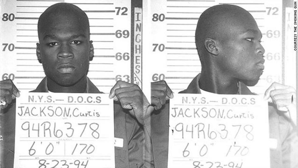Biografia - 50 Cent - História de Vida e Carreira Foto 5