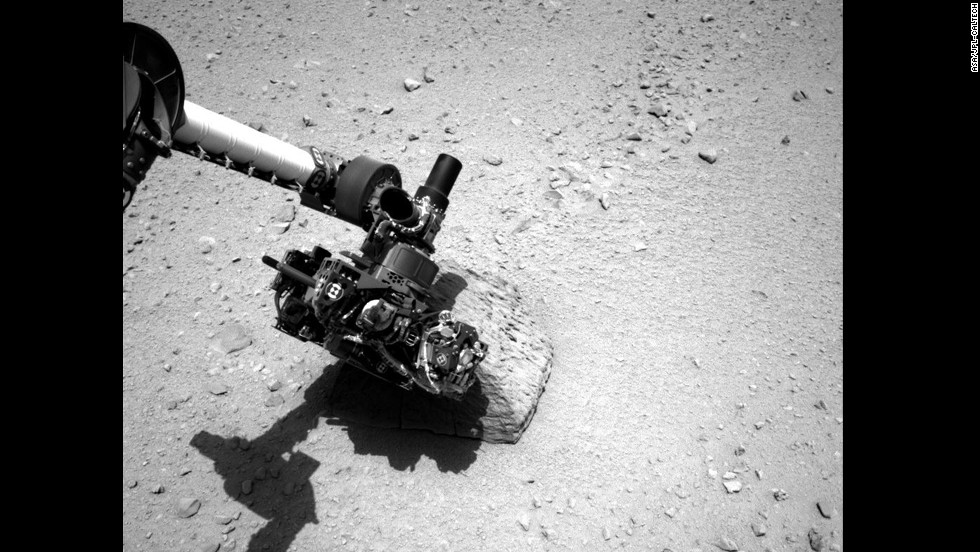 mars rover first photo - photo #45