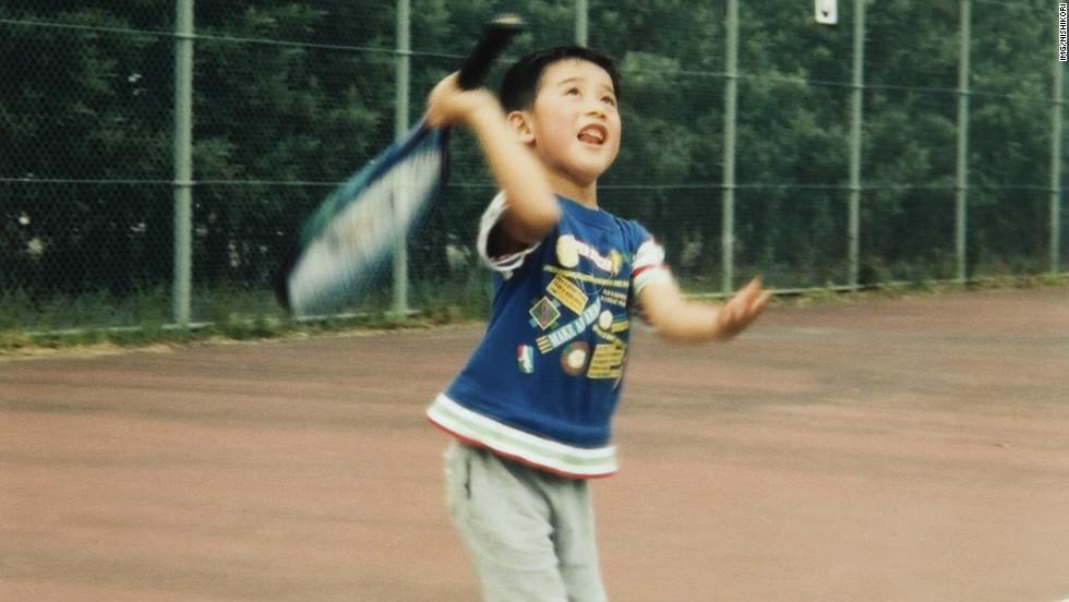 Kei Nishikori Tennis Shoes
