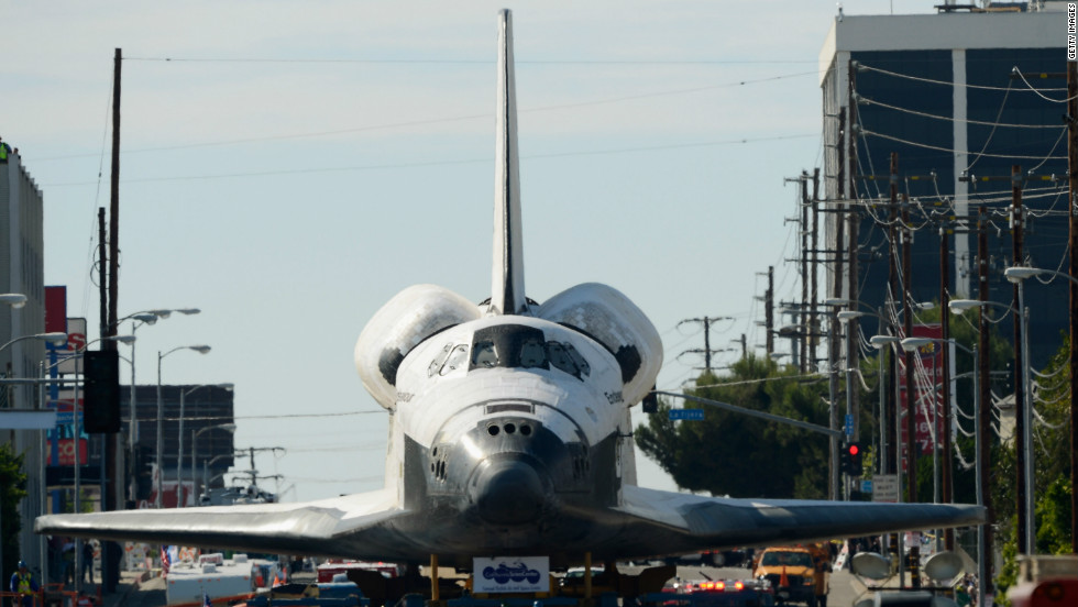 space shuttle endeavour california - photo #25