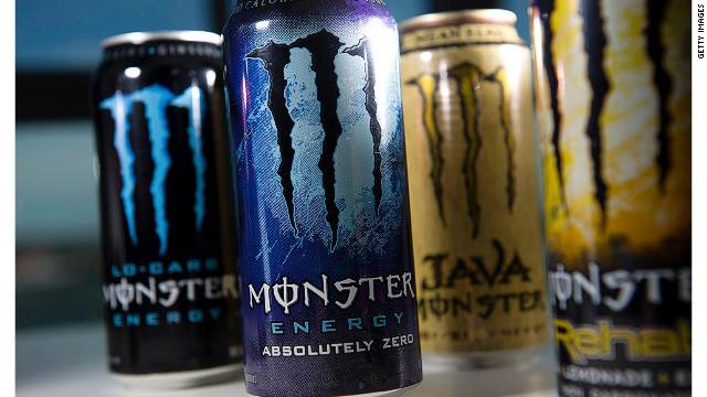 Monster Energy Adds Caffeine Content To Labels Cnn Com