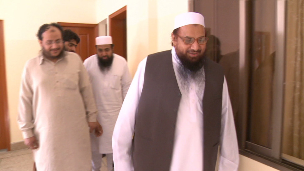 Pakistan detains alleged Mumbai attack mastermind, Hafiz Saeed