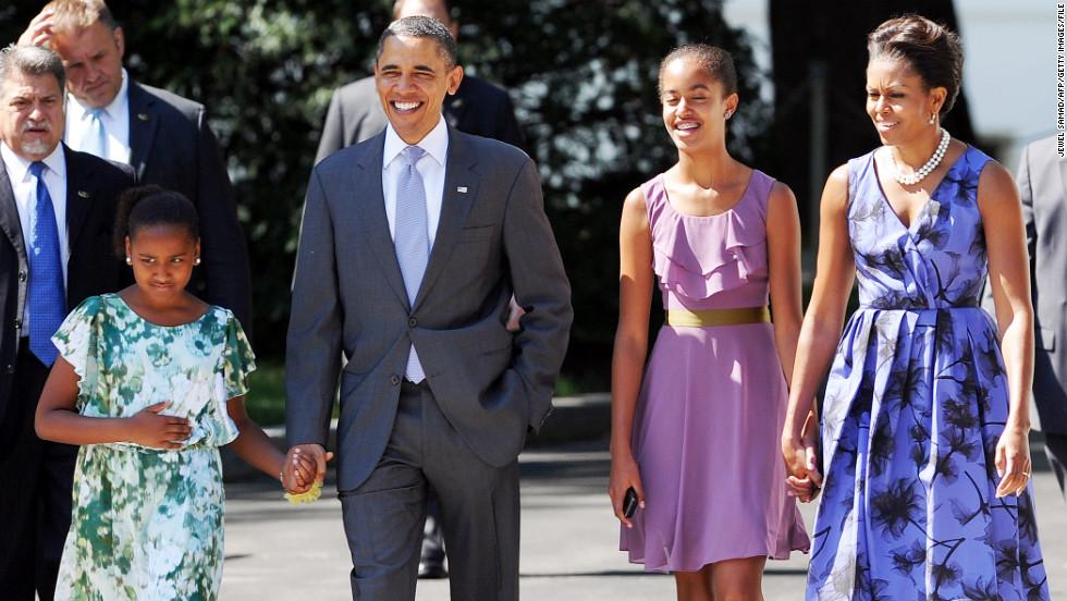 how obama meet michelle