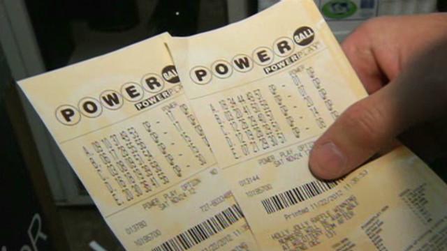 Power Ball Tickets
