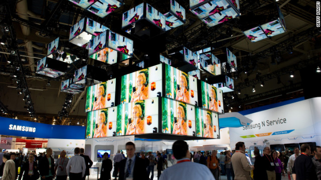 six gadget trends to look for at ces cnn. Black Bedroom Furniture Sets. Home Design Ideas