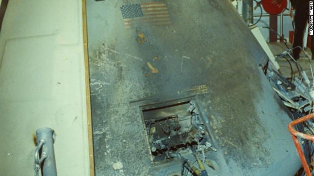 apollo 1967 fire - photo #23