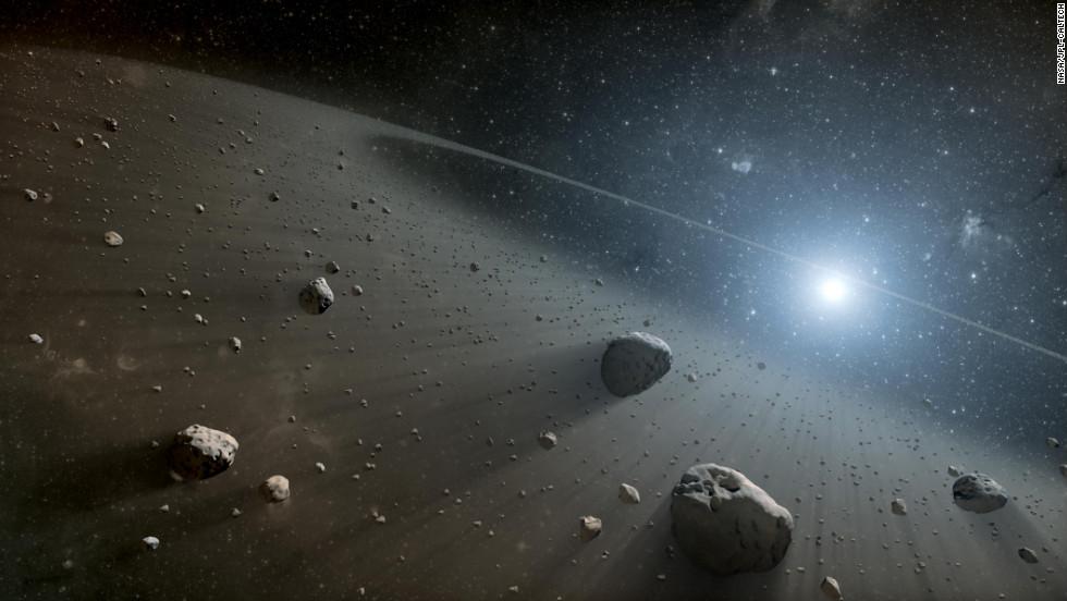 Risultati immagini per asteroid