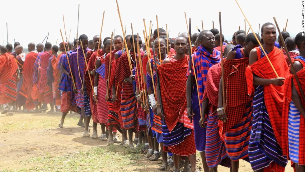 The massai culture