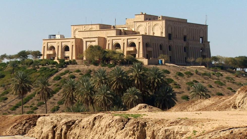 Once a glorious site, Babylon bears scars of history - CNN.com