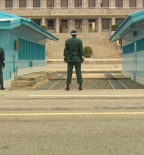 Dmz Tensions High At The Knife Edge Of Korean Conflict