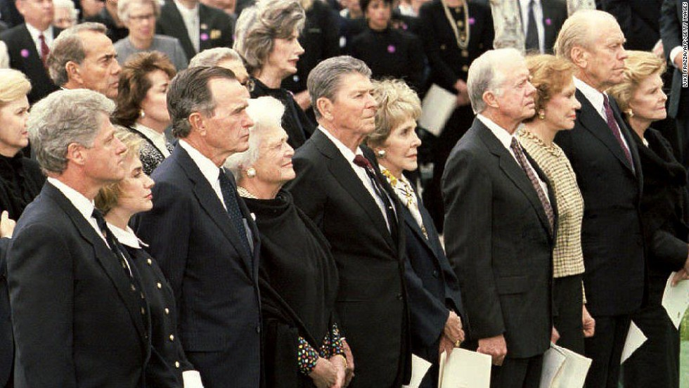 Photos: The Presidents club