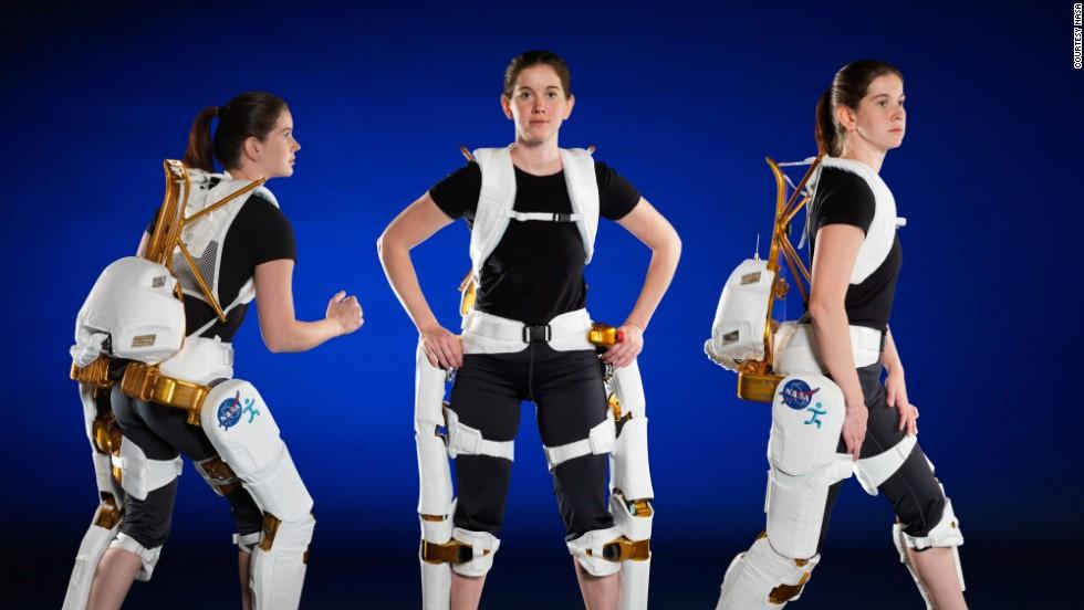 Robot exoskeleton suits that could make us superhuman - CNN