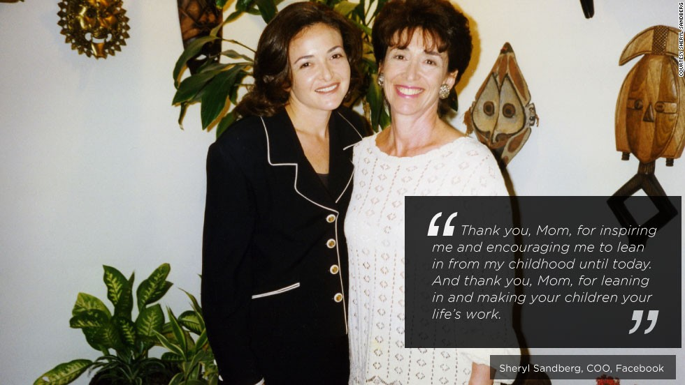 Famous daughters: 'What I learned from my mom'Sheryl Sandberg House