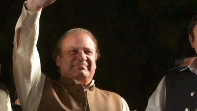 Pakistani general election, 2013