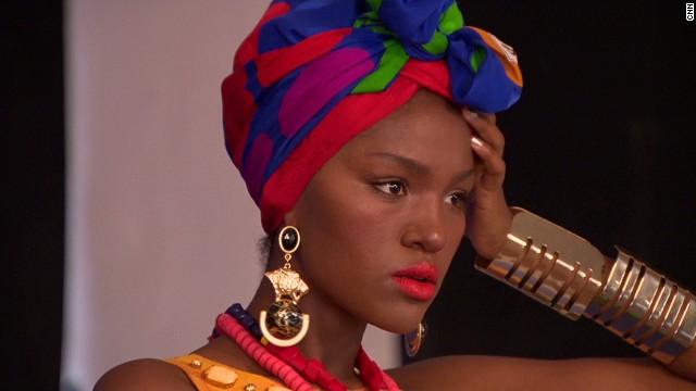 Yityish Aynaw: Meet the first black Miss Israel - CNN.com  Yityish Aynaw: ...