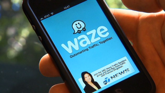 Waze and Google Maps: in What Can Benefit Users of Android?