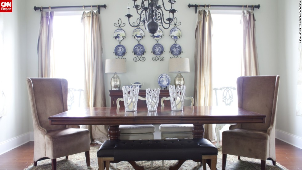 Open House Kitchen Decor Is Easier Than You Think Cnn Com