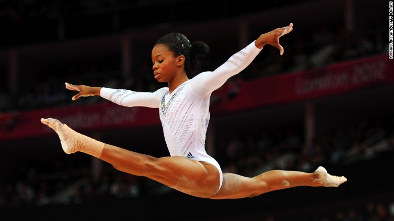 Gabby Douglas 'devastated' by online criticism - CNN