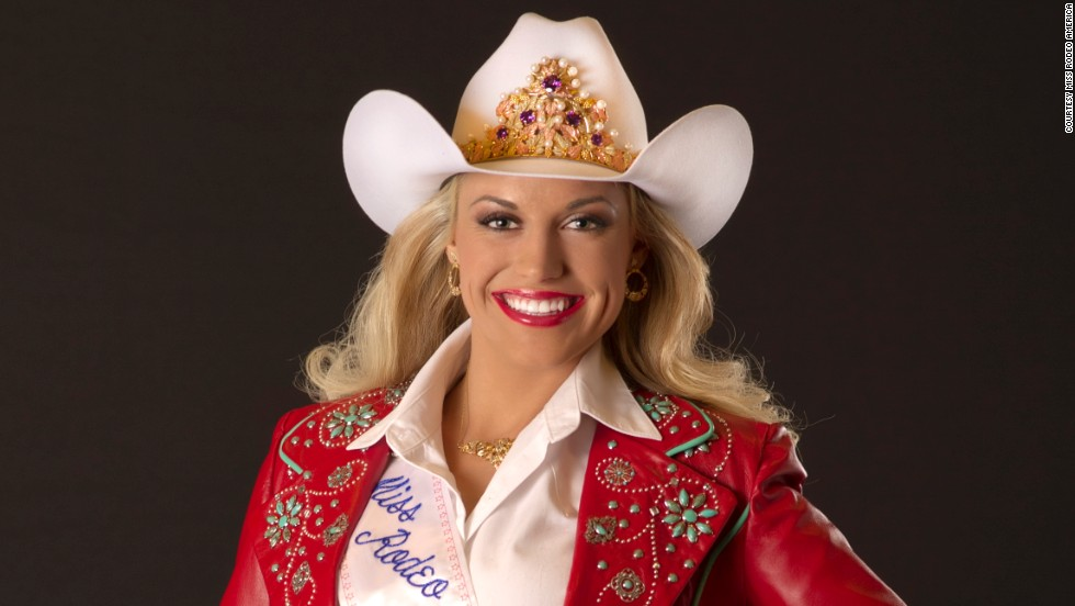 Giddy Up For Miss Rodeo America Beauty Pageant Queen