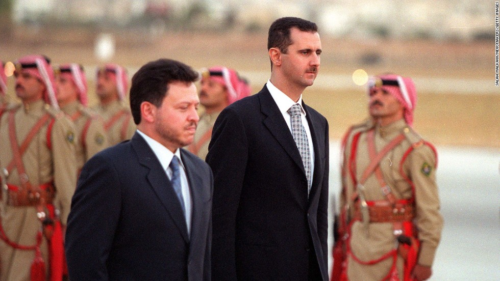 Syria's shaky dynasty has survived on a pattern of loyalty ...