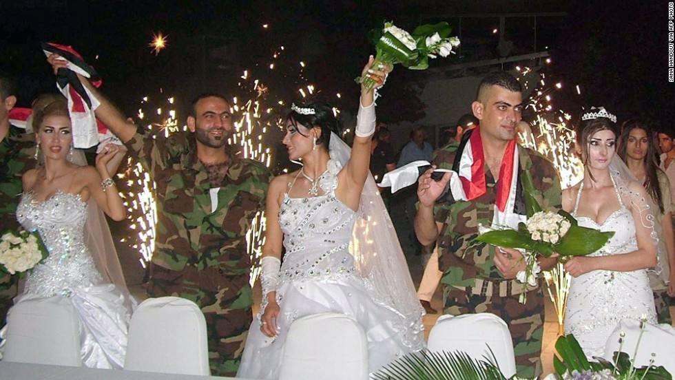 syrian dating customs