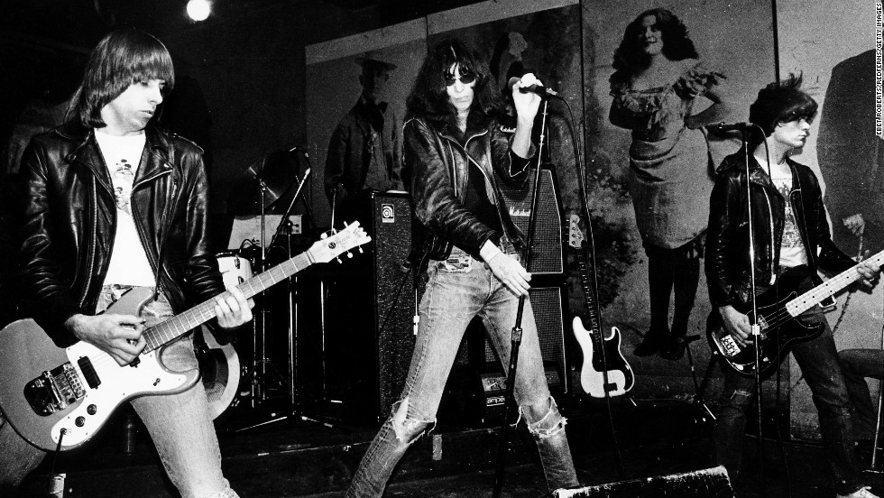 The origins and history of punk rock in america