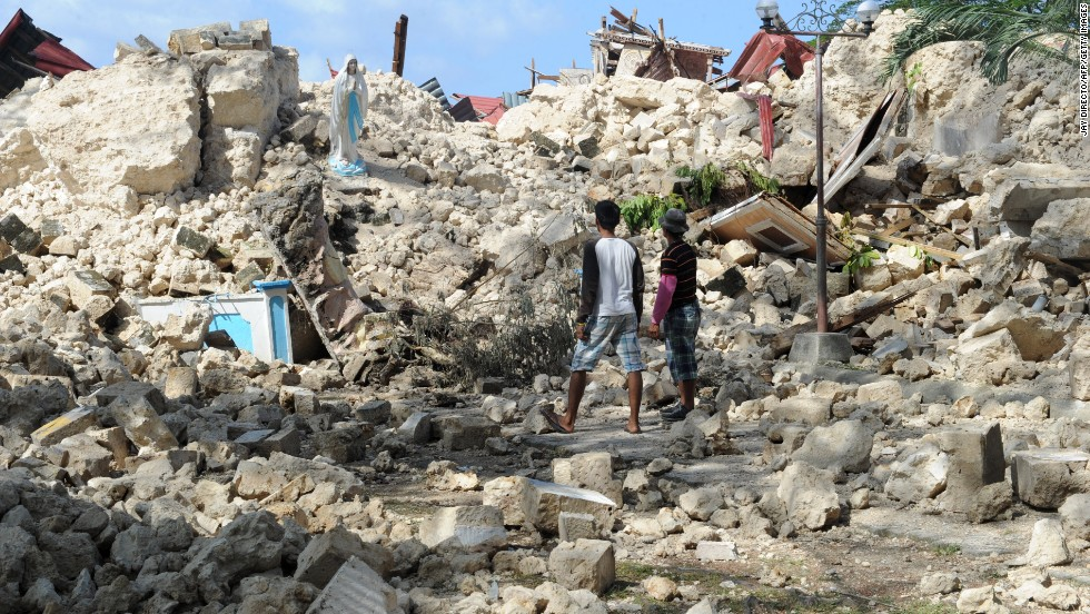 Death toll climbs to 183 in Philippines earthquake - CNN.com