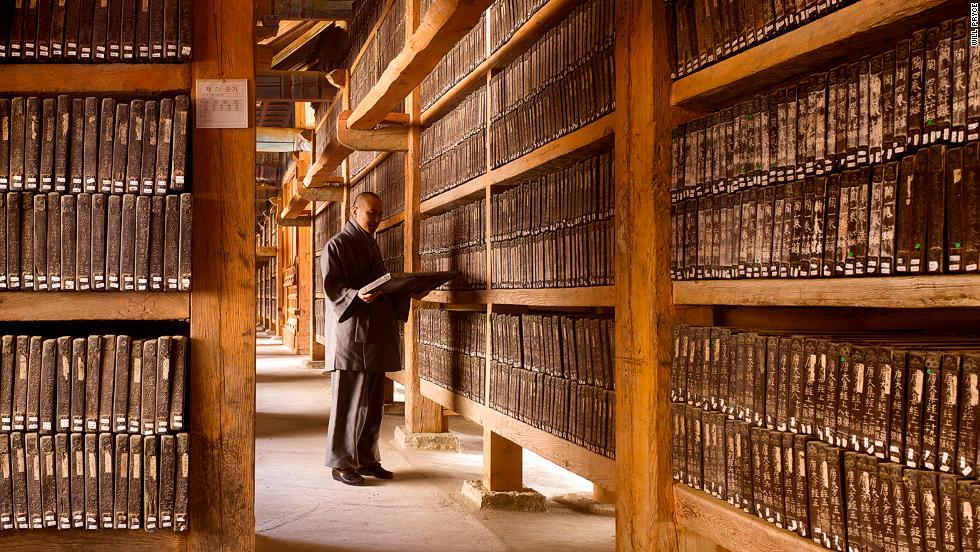Sensational The Most Stunning Libraries Drenched In History Cnn Com Largest Home Design Picture Inspirations Pitcheantrous