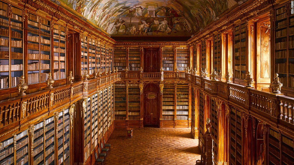 Fabulous The Most Stunning Libraries Drenched In History Cnn Com Largest Home Design Picture Inspirations Pitcheantrous