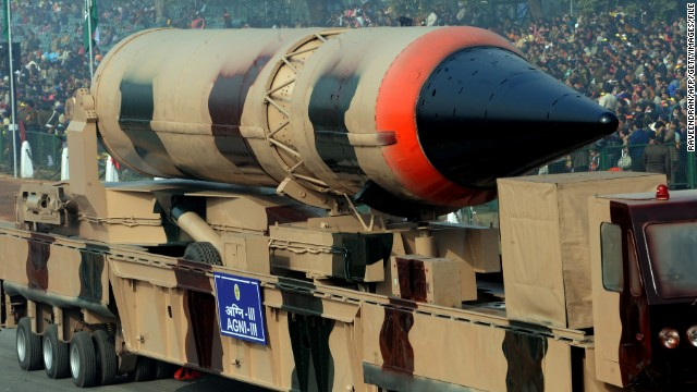 threat of nuclear war between india and pakistan relationship