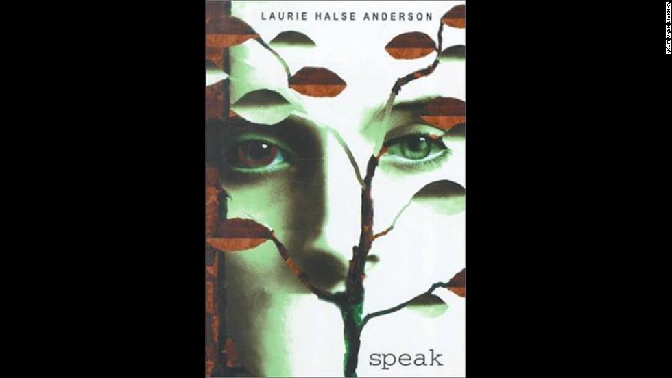 """""""Speak"""" by Laurie Halse Anderson"""