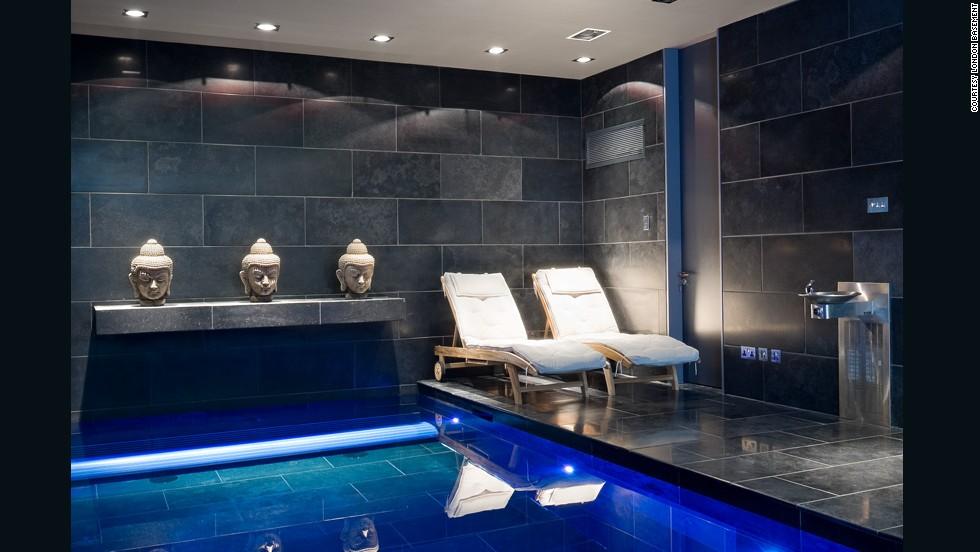 London 39 S Amazing Luxury Basements