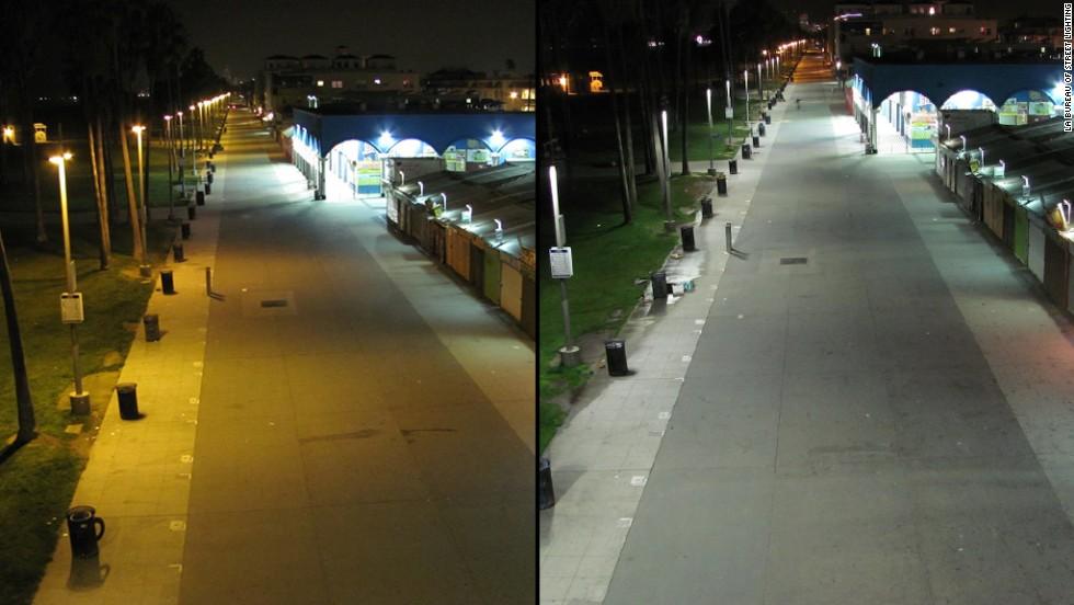 Led Streetlights Doctors Issue Warning Cnn Com