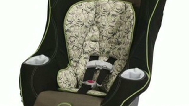 Graco Buckle Recall >> 3.7 million Graco car seats recalled due to buckle issue ...