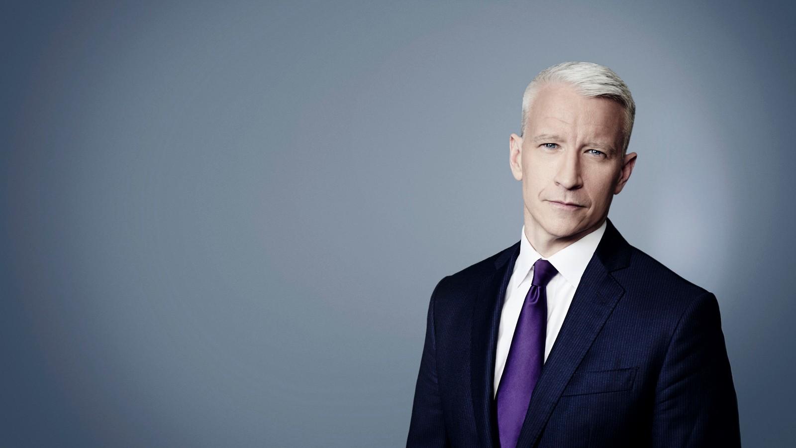 CNN Profiles - Anderson Cooper - CNN anchor - CNN - photo#8