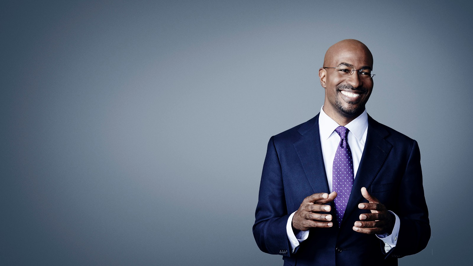American news commentator Van Jones