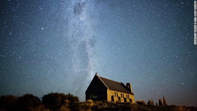 Dark Skies -- 22 Best Places In The World To Stargaze