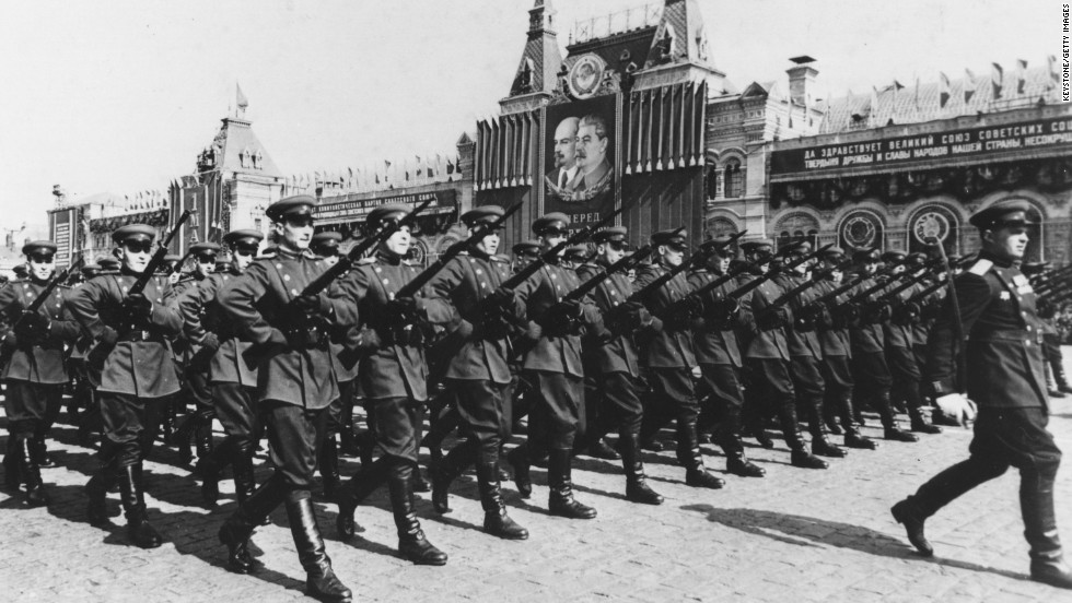 A history of the threat of communism during the cold war era