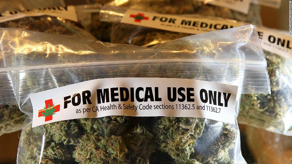 Sanjay Gupta: Time for a medical marijuana revolution - CNN